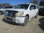 Lot: 0316-13 - 2004 NISSAN ARMADA SUV