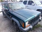 Lot: 306 - 1998 JEEP CHEROKEE SUV - KEY