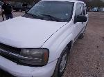 Lot: 335 - 2002 CHEVROLET TRAILBLAZER SUV - KEY