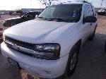Lot: 339 - 2002 CHEVROLET TRAILBLAZER SUV - KEY