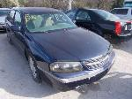 Lot: 347 - 2002 CHEVROLET IMPALA - KEY