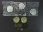 Lot: 8530 - CANADIAN DOLLARS, MEXICAN COINS & FOREIGN
