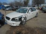 Lot: B 11 - 2007 BUICK LUCERNE - KEY / STARTED
