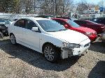 Lot: B 14 - 2008 MITSUBISHI LANCER - KEY / STARTED