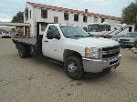 Lot: B 49 - 2012 CHEVY 3500 HD DURAMAX PICKUP - KEY / STARTED<BR><span style=color:red>Updated 03/31/20</span>