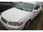 Lot: 7 - 2001 TOYOTA CAMRY