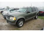 Lot: 04-175638 - 2002 Ford Explorer SUV