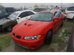 Lot: 09-175613 - 2001 Pontiac Grand Prix