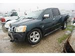 Lot: 11-175234 - 2004 Nissan Titan Pickup
