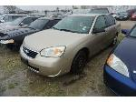 Lot: 16-174921 - 2006 Chevrolet Malibu