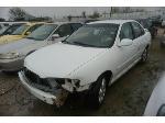 Lot: 20-174882 - 2001 Nissan Sentra