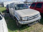 Lot: 86510 - 2000 TOYOTA 4RUNNER SUV