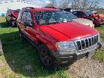 Lot: 86685 - 2000 JEEP GRAND LAREDO SUV