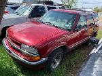 Lot: 86752 - 1998 CHEVY BLAZER SUV