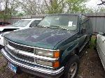 Lot: 605-70827 - 1996 CHEVROLET SUBURBAN SUV