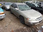 Lot: 629-71046 - 2001 NISSAN ALTIMA
