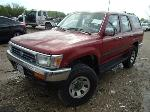 Lot: 635-70909C - 1992 TOYOTA 4RUNNER SUV