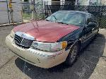 Lot: 895300 - 2000 Lincoln Town Car