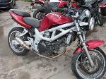 Lot: B909302 - 2001 SUZUKI MOTORCYCLE