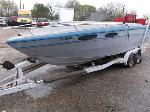 Lot: 2099 - CHRIS CRAFT 230 LIMITED BOAT & TRAILER