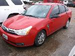 Lot: 4950a - 2008 FORD FOCUS - KEY