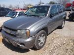 Lot: 5196a - 2007 CHEVY TRAILBLAZER SUV - KEY / STARTED