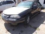 Lot: 5493a - 2004 CHEVY IMPALA