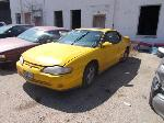 Lot: 5956a - 2002 CHEVY MONTE CARLO - KEY / STARTED