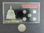 Lot: 1509 - SILVER COIN & DIME COLLECTION