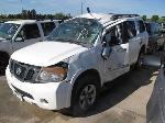 Lot: 2001488 - 2008 NISSAN ARMADA SUV - NON-REPAIRABLE