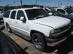 Lot: 2003145 - 2002 CHEVROLET SUBURBAN SUV