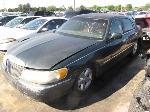 Lot: 2004053 - 1998 LINCOLN TOWN CAR