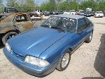 Lot: 604 - 1991 FORD MUSTANG