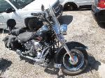 Lot: 606 - 2001 HARLEY DAVIDSON MOTORCYCLE