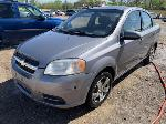 Lot: 2 - 2010 Chevy Aveo