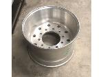 Lot: 21 - Big Rig Aluminum Wheel