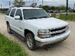 Lot: 1 - 2003 Chevrolet Tahoe SUV