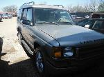 Lot: 22-701912C - 2002 LAND ROVER DISCOVERY SERIES II SUV