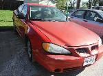 Lot: 25-702287C - 2004 PONTIAC GRAND AM - KEY