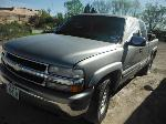 Lot: 27-694799C - 2002 CHEVROLET SILVERADO 1500 PICKUP