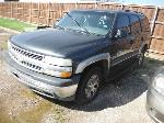 Lot: 28-698970C - 2003 CHEVROLET TAHOE SUV