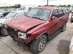 Lot: 2004764 - 2000 TOYOTA 4-RUNNER SUV - KEY* / STARTED