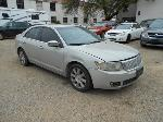 Lot: B 18 - 2007 LINCOLN MKZ - KEY / STARTED