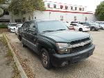 Lot: B 32 - 2002 CHEVY AVALANCHE PICKUP - KEY / STARTED