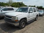 Lot: B 39 - 2001 CHEVY TAHOE SUV - KEY / STARTED