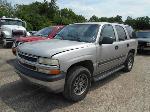 Lot: B 40 - 2004 CHEVY TAHOE SUV - KEY / STARTED