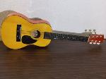 Lot: A7842 - Alpine Miniature Acoustic Guitar