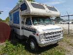 Lot: 6 - 1989 CHEVY CAMPER