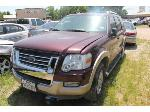 Lot: 15 - 2007 FORD EXPLORER SUV - KEY / STARTED
