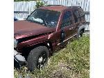 Lot: 781 - 2002 JEEP LIBERTY SUV - KEY